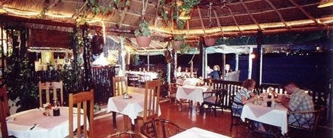 Restaurant Beach House Imperial Laguna Cancún Hotel