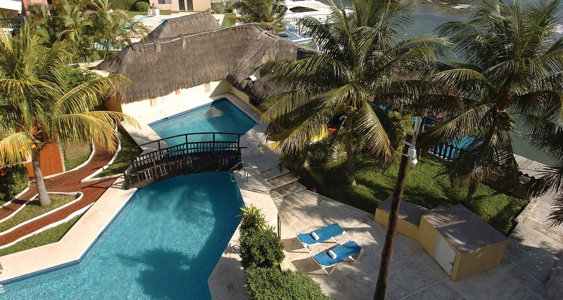 The best stay in the  hotel zone of cancun  hotel faranda imperial laguna cancún